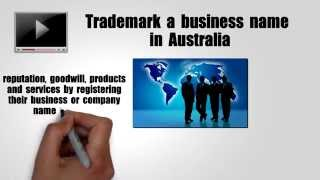 australia trademark registration