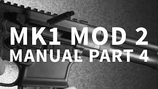 pws mk1 mod 2 manual part 4 gas adjustment knob
