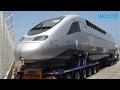 Africa's first high-speed train