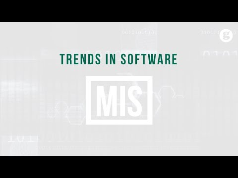 Trends in Software