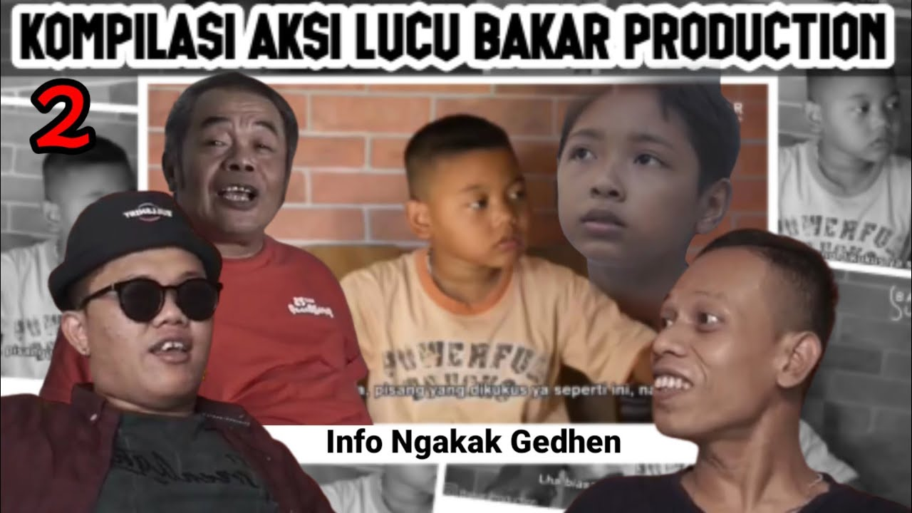 Download KOMPILASI MOMEN LUCU BAKAR PRODUCTION TERBARU - PART 2