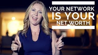 VLOG #014   Your Network is Your Net Worth   Amber Anderson