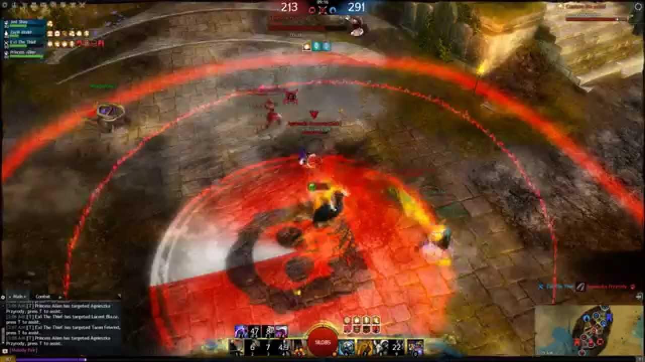 Non Turret Build Guild Wars