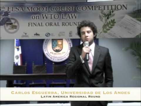 ELSA Moot Court - Interview with Participants