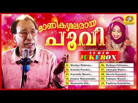 മാണിക്യമലരായ പൂവി | Most Popular Hit Mappila Songs Of Eranholi Moosa | Mappilappattu