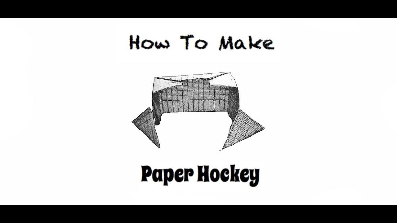 hockey paper