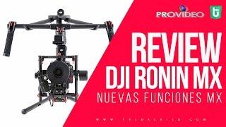 Review DJI Ronin MX