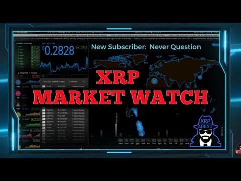 🚀The XRP  Daytime Market Watch Live Stream  🚀02/20/2020🚀