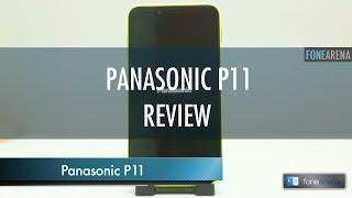 Panasonic P11 Review