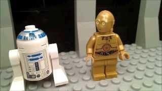 LEGO Star Wars - C-3PO's Dad is...