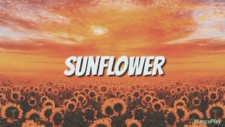 Post Malone , Swae Lee - Sunflower (Spider-Man: Into the Spider-Verse)