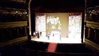 Igor Gorgonzola Novara 2016/2017 - Presentazione Teatro Coccia