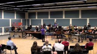 Finally Free (Dream Theater) Teen Pulse Percussion Ensemble 3-29-12