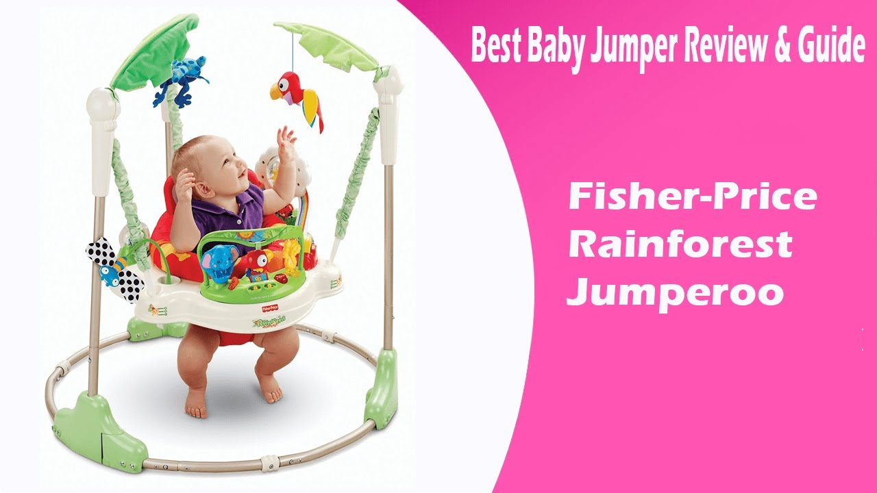 7eedf333c Fisher-Price Rainforest Jumperoo - Product Review 2017