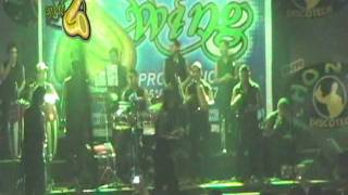 Lola Ft. Yordanis - N' Samble - Cubanada De Mr SwinG - Honey 01-10-11