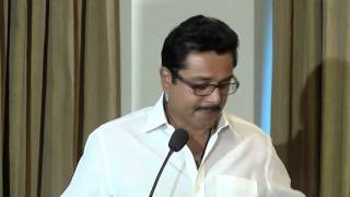 Actor Sarathkumar crying statement - I