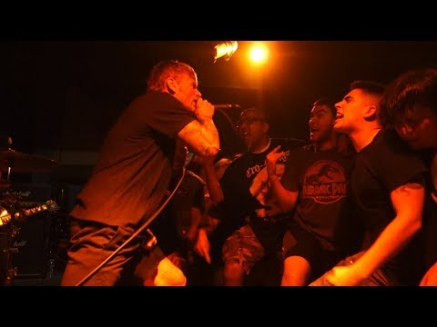 Cro-Mags - World Peace & Show No Mercy (Live 8/26/17 @ Cafe 611 in Frederick, MD)