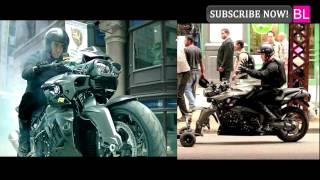 DHOOM 3: Aamir Khan returns on bike after 15 years
