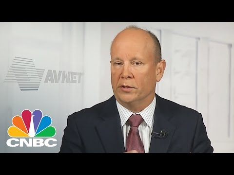 Avnet CEO: Touching Base With Tech | Mad Money | CNBC
