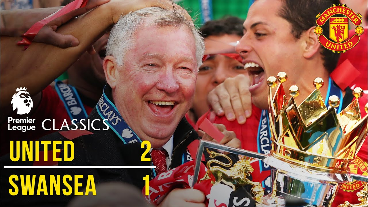 Download Manchester United 2-1 Swansea (12/13) | Premier League Classics | Manchester United