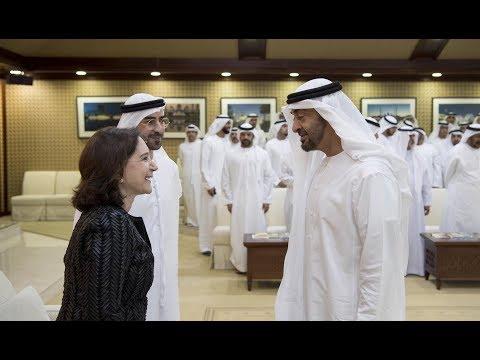 """مجلس محمد بن زايد: """"كيف نستعيد المحادثة وجهاً لوجه.."""" للبروفيسورة شيري توركل"""