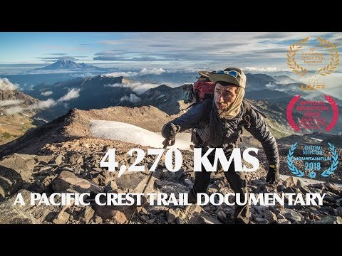 4,270 kms A Pacific Crest Trail Documentary