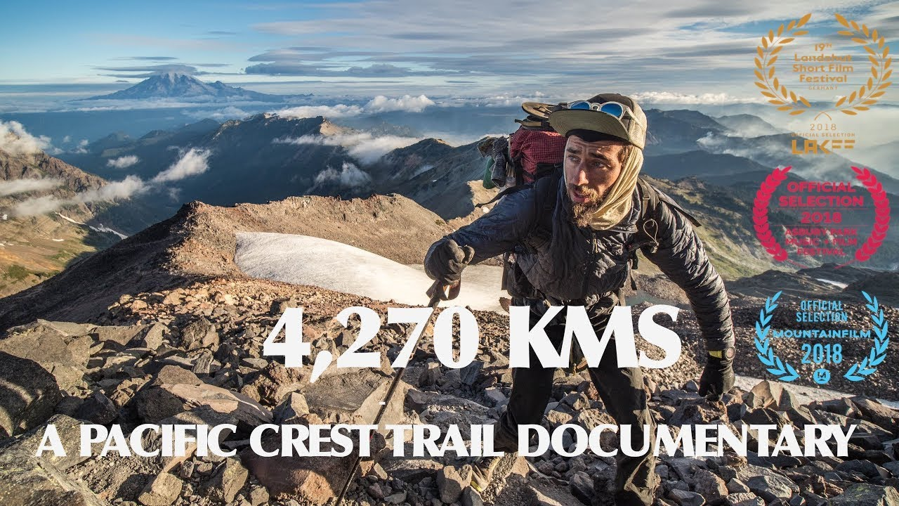 4,270 kms - A Pacific Crest Trail Documentary