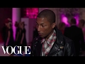 Pharrell Williams on What It Takes to Wear Comme des Garçons | Met Gala 2017