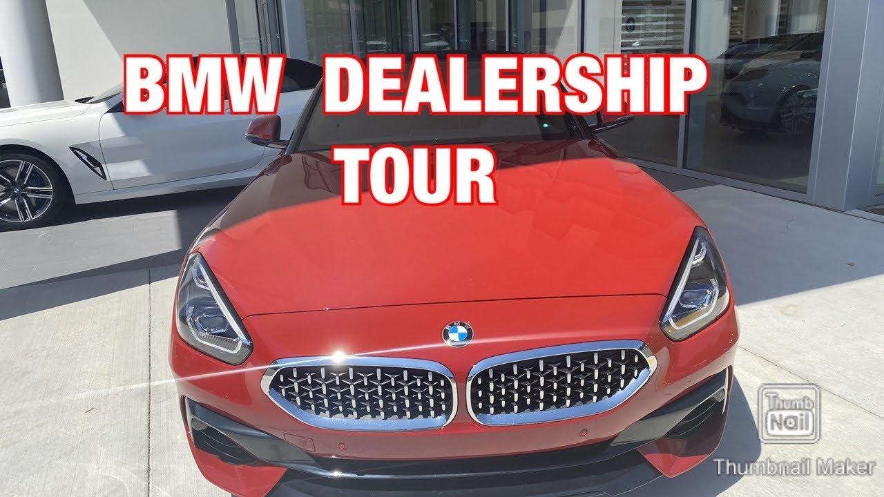 BMW Of Bellevue Tour By JustAuto YouTube Channel Part 2 ...