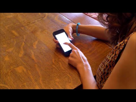 Texting with Cerebral Palsy Plus Ataxia