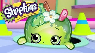 SHOPKINS Cartoon - SOUR SEWER APPLE | Cartoons For Children