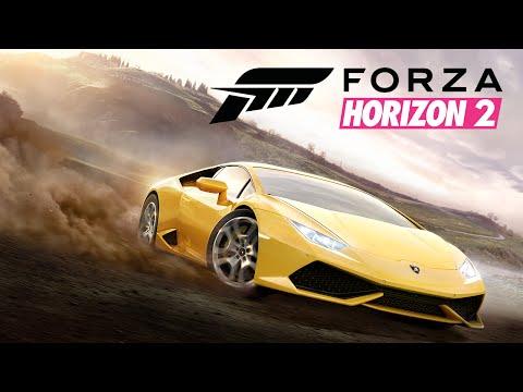 FORZA HORIZON 2 - Game Intro [Full-HD]...