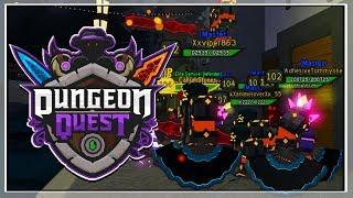 HALP US (PLZ) | Dungeon Quest - Roblox LiveStream (Grinding The Canals) [level 108]