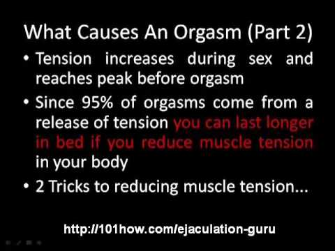 Tips to control premature ejaculation