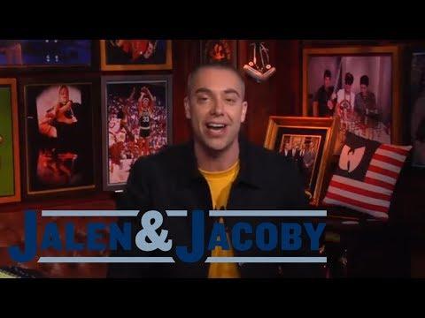 Jalen Rose and David Jacoby break down JR Smith's soup incident   Jalen & Jacoby   ESPN