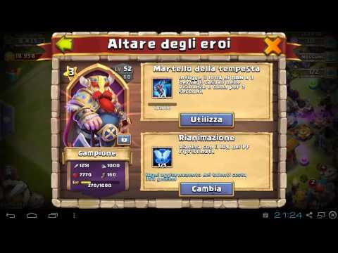 Let's Play Castle Clash #0 | Il Mio Setup + HBM [ITA]