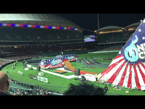 Nitro Circus live Adelaide part 1