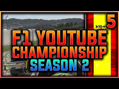 F1 2016 Youtuber Championship Part 5: NEW MEMBER NEEDED
