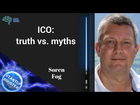 Startup Booster: ICO: truth vs. myths with Soren Fog