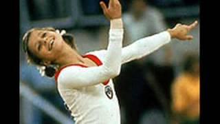 Korbut and Comaneci Gymnasts that changed gymnastics