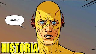 ASÍ NACIÓ EL ODIO DE REVERSE FLASH HACIA FLASH - Historia Completa I The Flash Rebith #25
