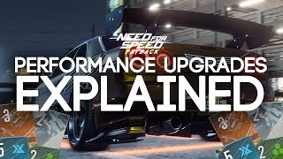 NEED FOR SPEED PAYBACK - PERFORMANCE UPGRADES EXPLAINED! (Best Way to Upgrade)