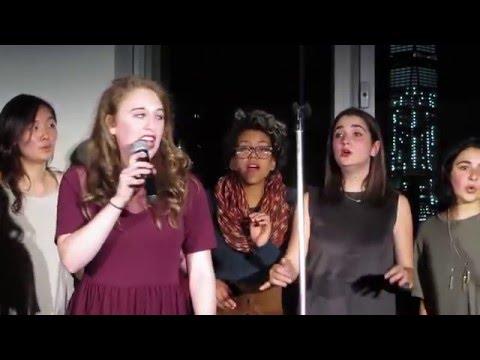 NYU Cleftomaniacs- I Miss You