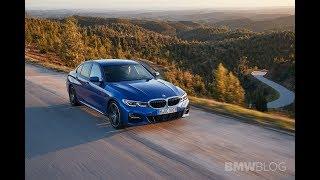 2019 BMW 330i - Exterior, Interior, Driving Scenes