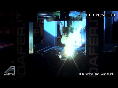 Adda Fer - Full Automatic Strip Joint Bench