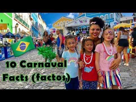 10 Fascinating Facts about Brazilin Carnival