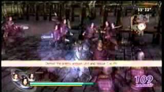 Dynasty Warriors Orochi 2 Dream #24 Guide Part 1 Xbox 360 Version
