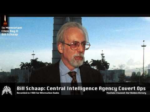 CIA Covert Operations with William Schaap