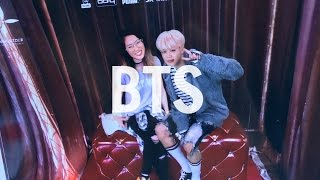 BTS WINGS TOUR IN ANAHEIM DAY 1 | VIRTUAL PHOTOBOOTH STUDIO JIMIN VERSION
