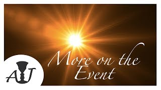 The Event - Are You Prepared?  Ananda Channels